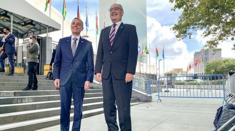 Le ministre de l'économie a souligné qu'il était absolument nécessaire de travailler ensemble au niveau international pour sortir de la crise du Covid.