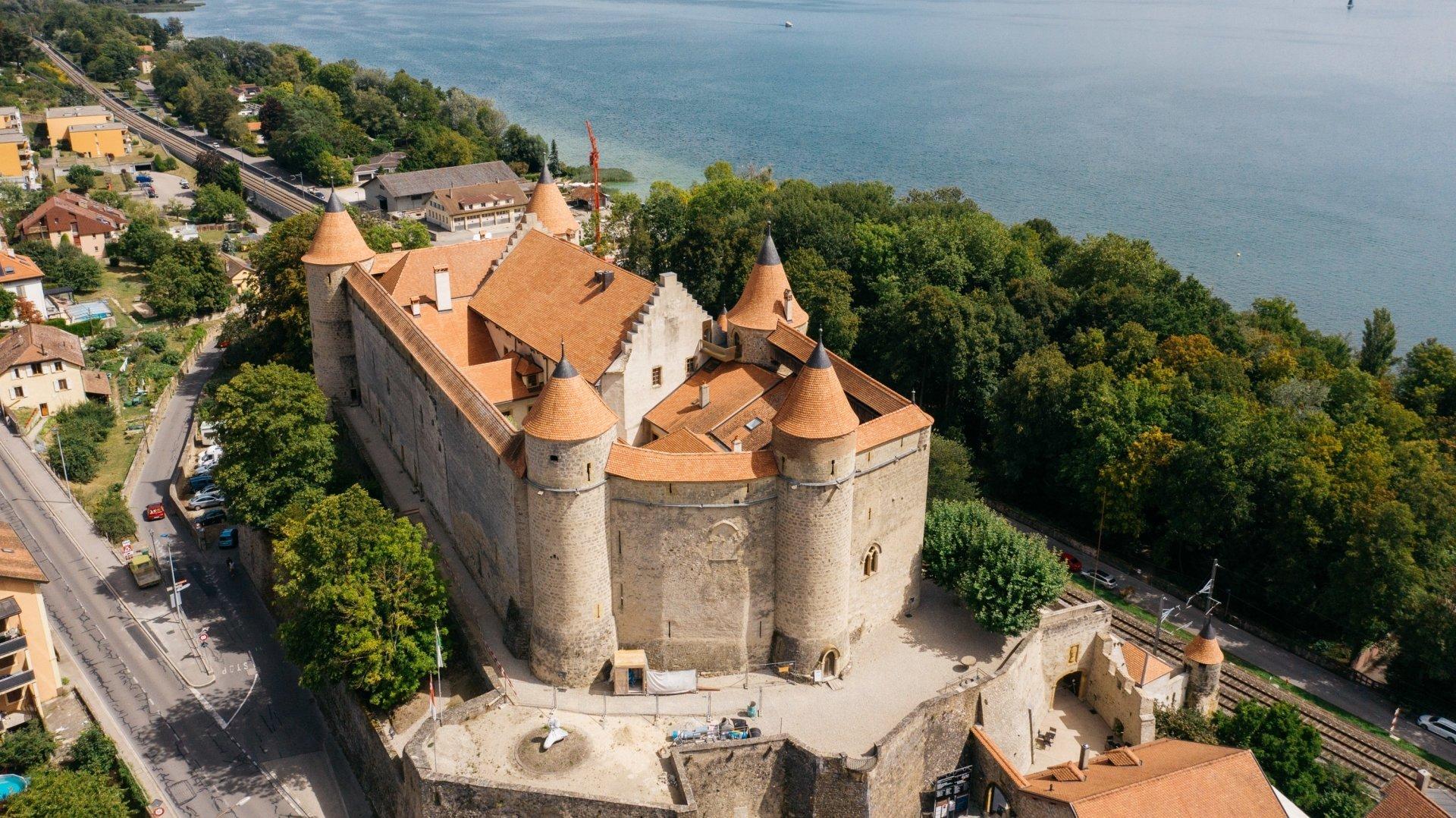 Le château de Grandson rend hommage aux femmes