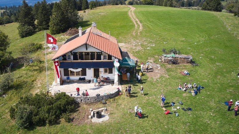 Montalchez: la cabane Perrenoud se paie un coup de jeune pour son centenaire