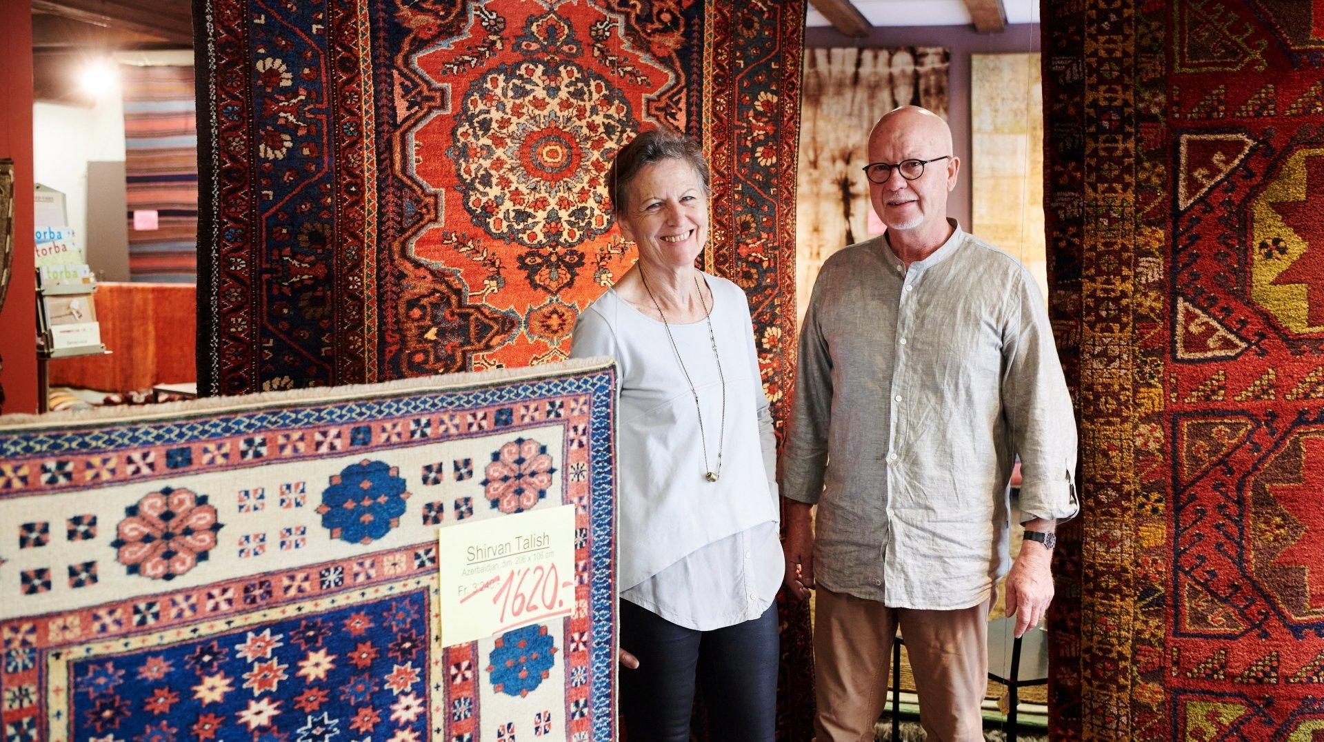 Neuchâtel: les spécialistes des tapis ferment boutique