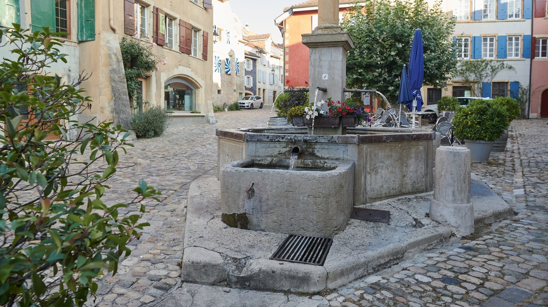 La Commune de Milvignes va restaurer ses fontaines