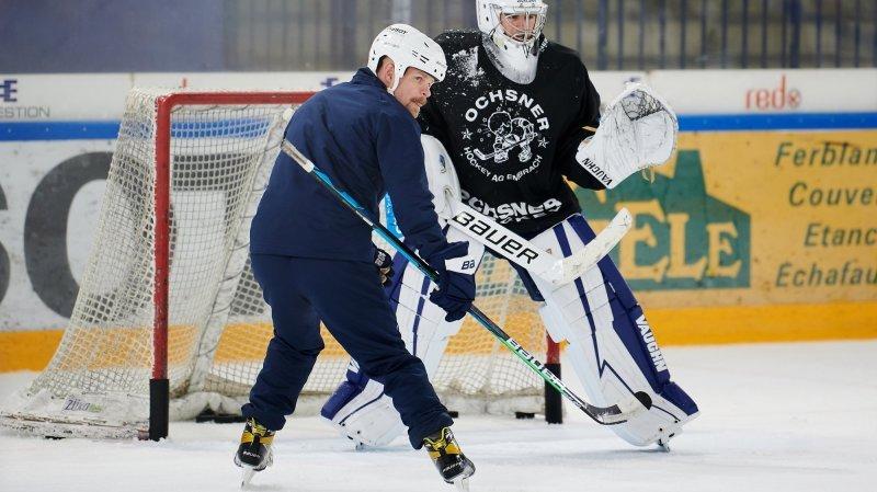 Hockey sur glace: Zoug Academy, l'adversaire idéal pour permettre au HCC de se relancer?
