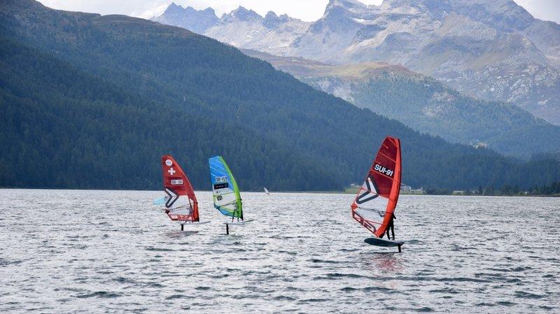 Planche à voile: Manon Berger à nouveau sacrée championne de Suisse