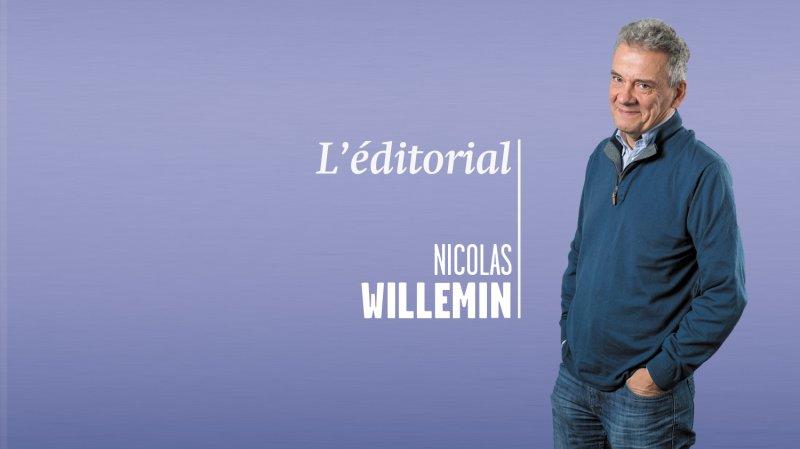 """Nicolas Willemin, journaliste à """"ArcInfo"""""""