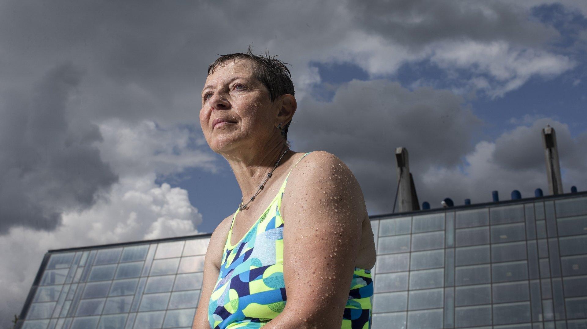 Elisabeth Herzig, une tumeur d'espoir