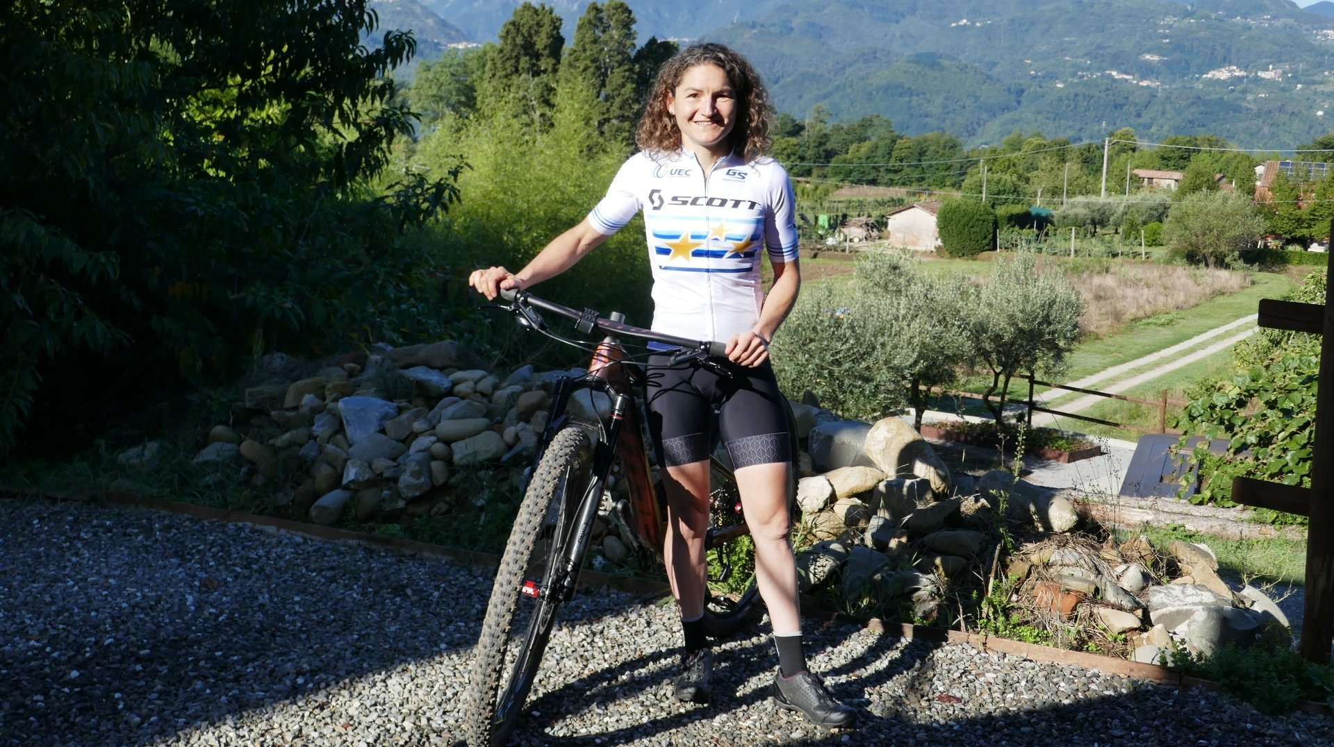 VTT: Florence Darbellay, la championne de VTT qui n'aimait pas particulièrement le vélo