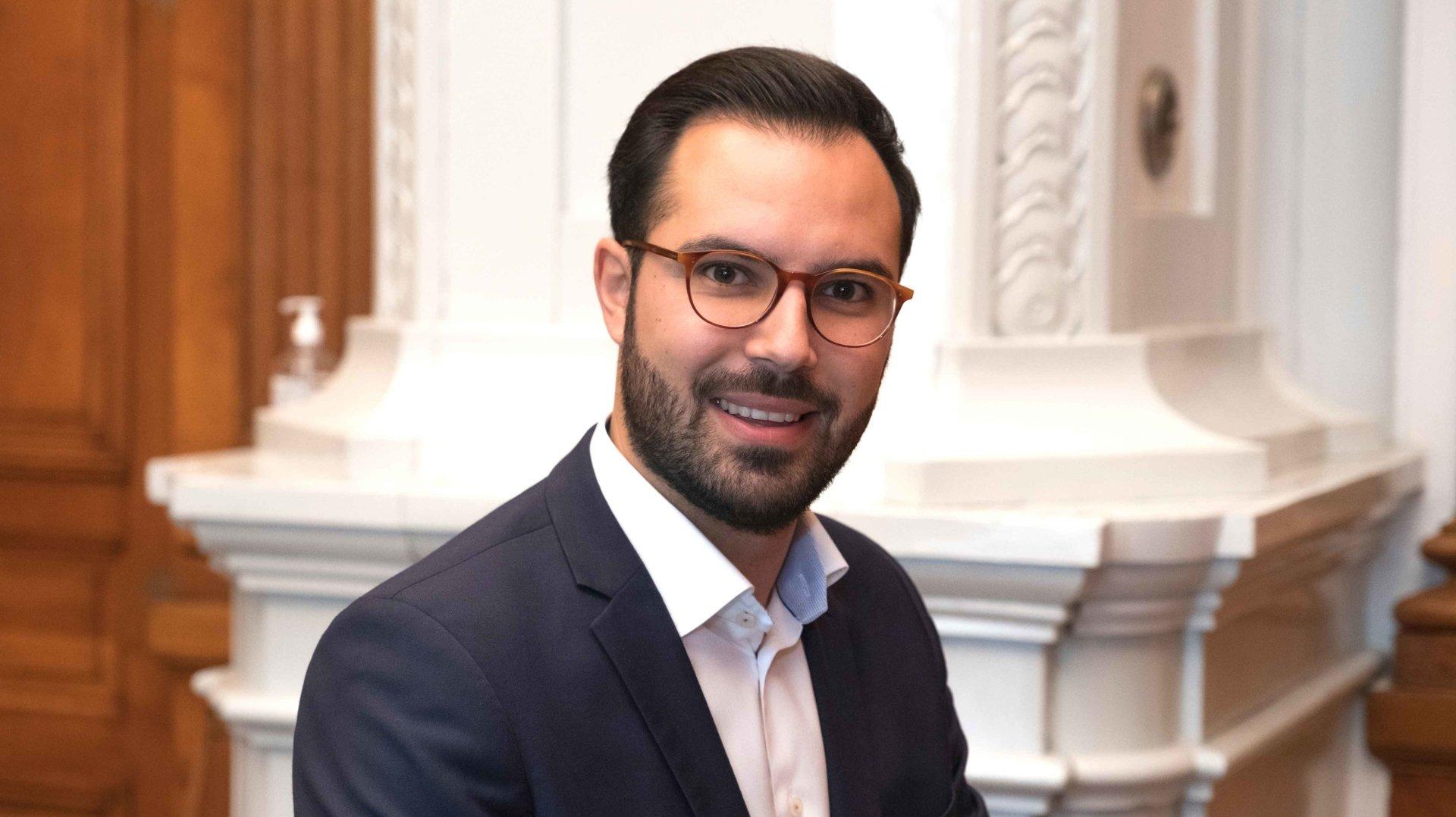 Nouveau chef pour le Service juridique de la Ville de Neuchâtel