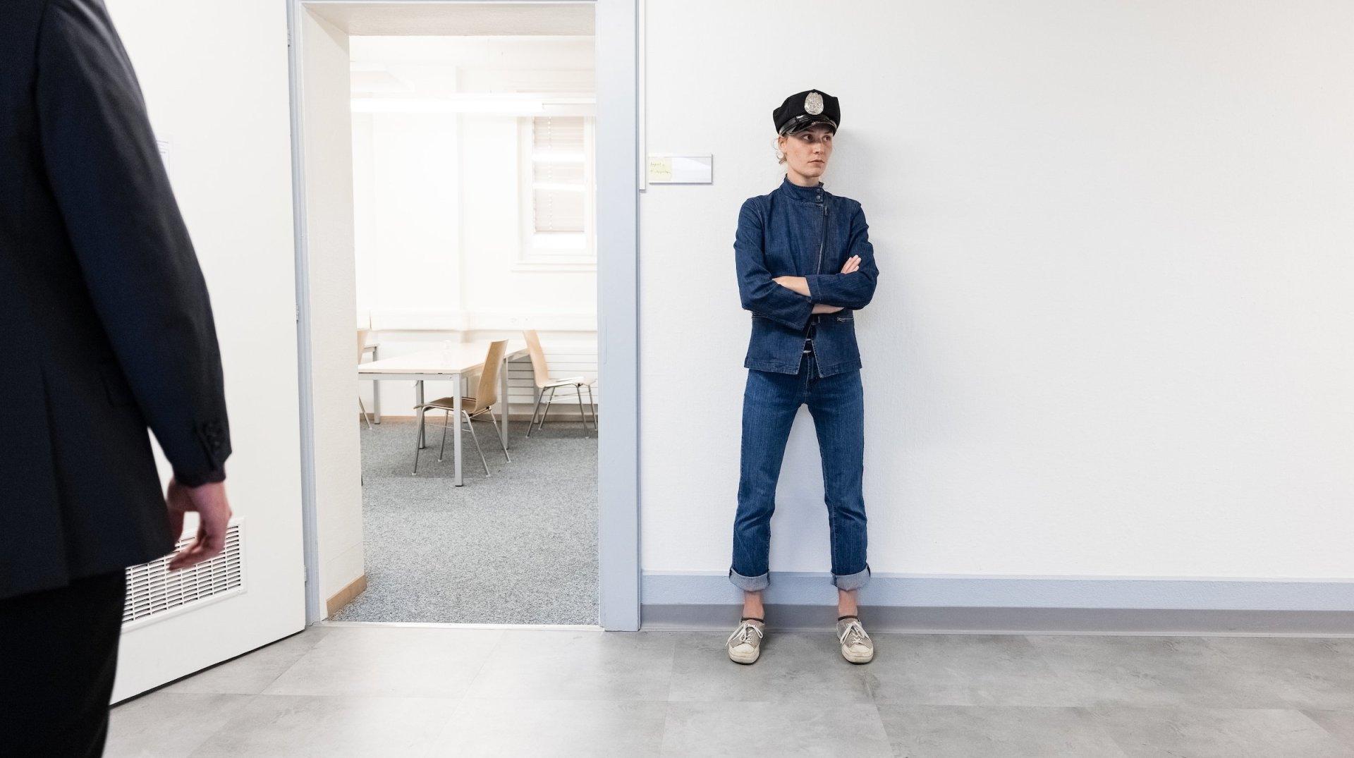 Dans la peau d'un migrant pour une expérience poignante à l'Université de Neuchâtel