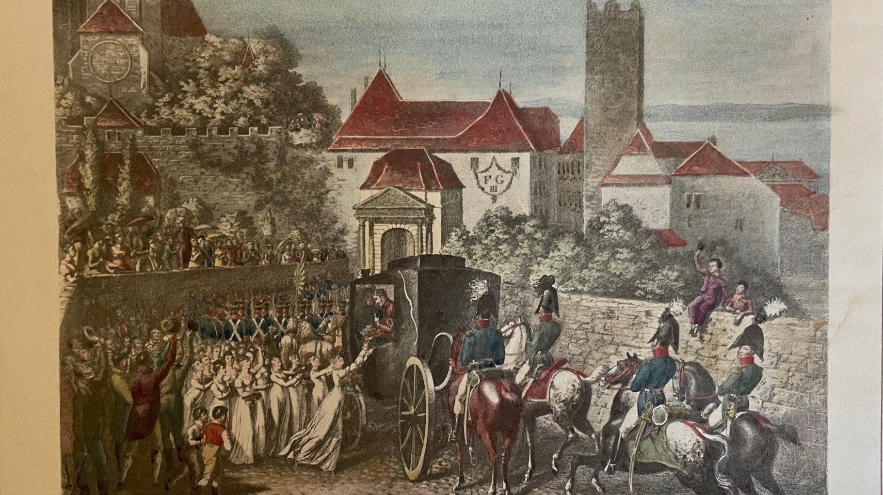La torture était encore pratiquée à Neuchâtel au 19e siècle
