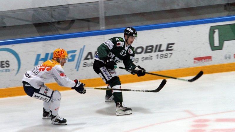 Hockey sur glace: c'est allé trop vite pour le HCC à Olten