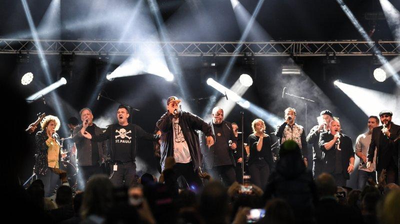 Le Noirmont: un millier de Jurassiens en fête au Chant du P'tit