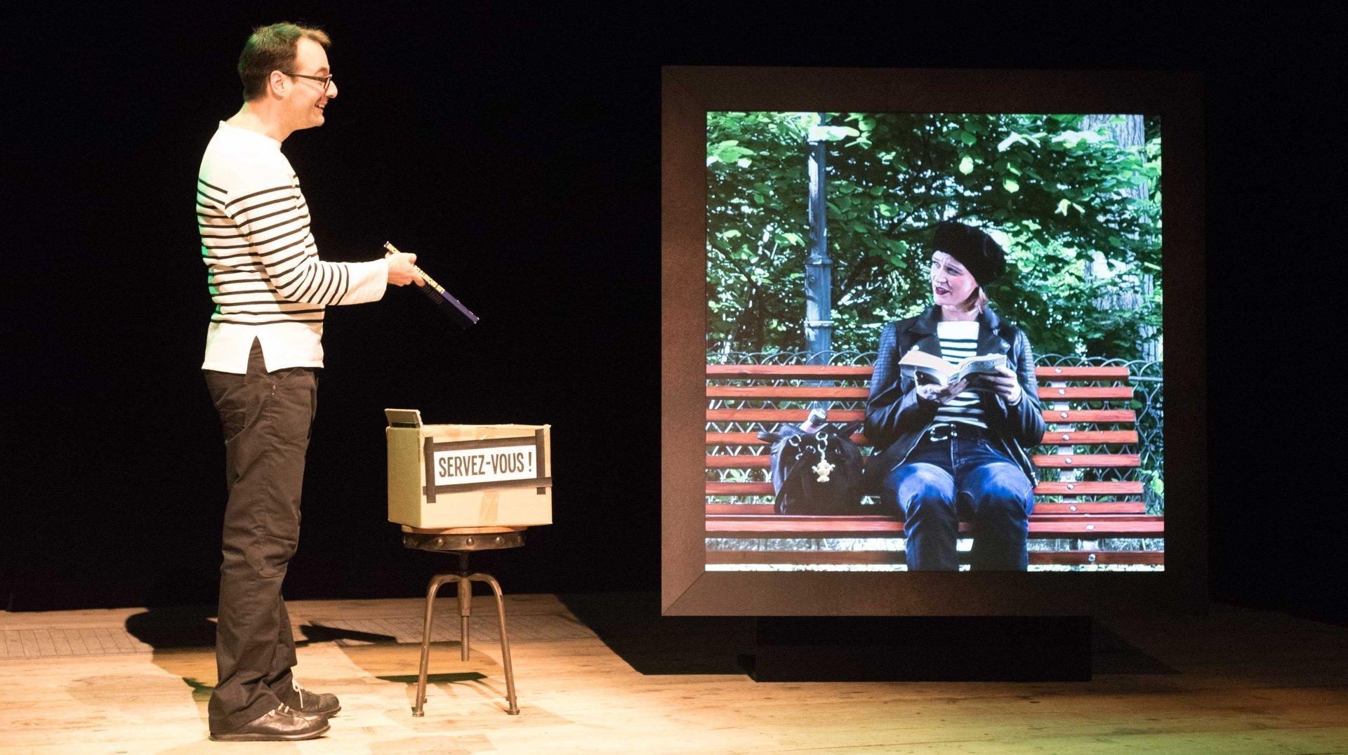 La Chaux-de-Fonds: «Le Mentaliste retrouve le temps perdu» sur la scène de l'ABC