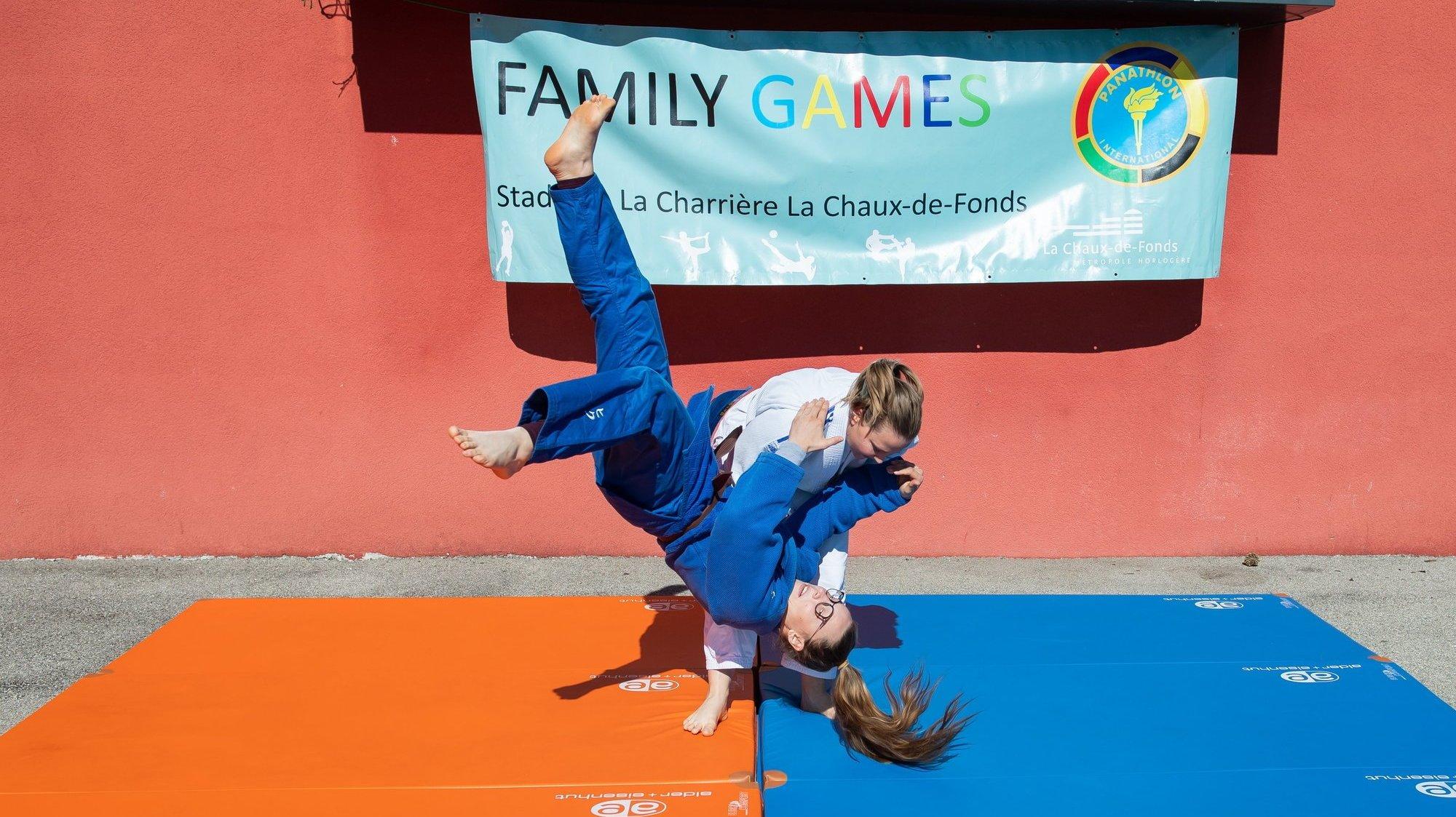 La Chaux-de-Fonds: un florilège de sports à tester aux Family Games