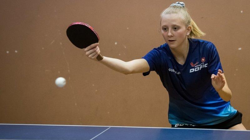 Tennis de table: la crème de la relève suisse à La Chaux-de-Fonds