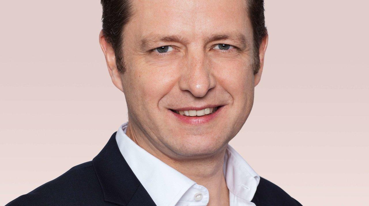 Michael Lugez, nouveau directeur général de Bristol Myers Squibb en Suisse et en Autriche.