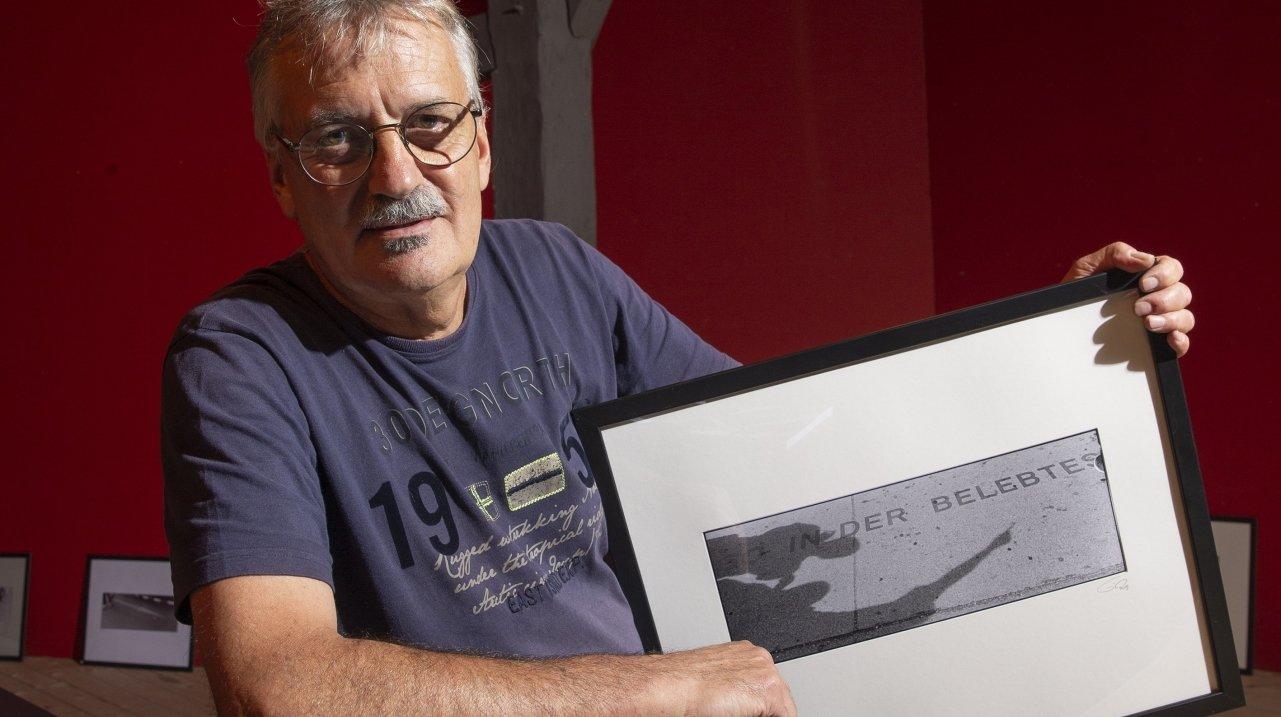 Exposition: 44 ans de photos que Michel Giroud n'a jamais montrées à personne