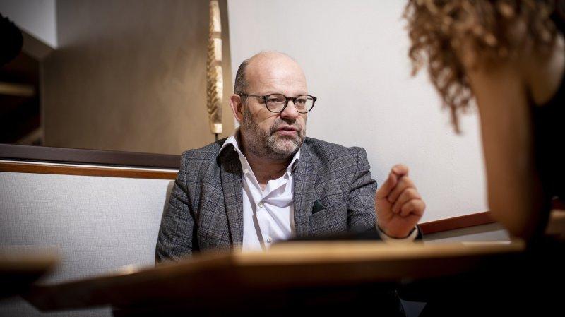 Nicolas Farine: «Je conçois l'enseignement musical comme une fusée»