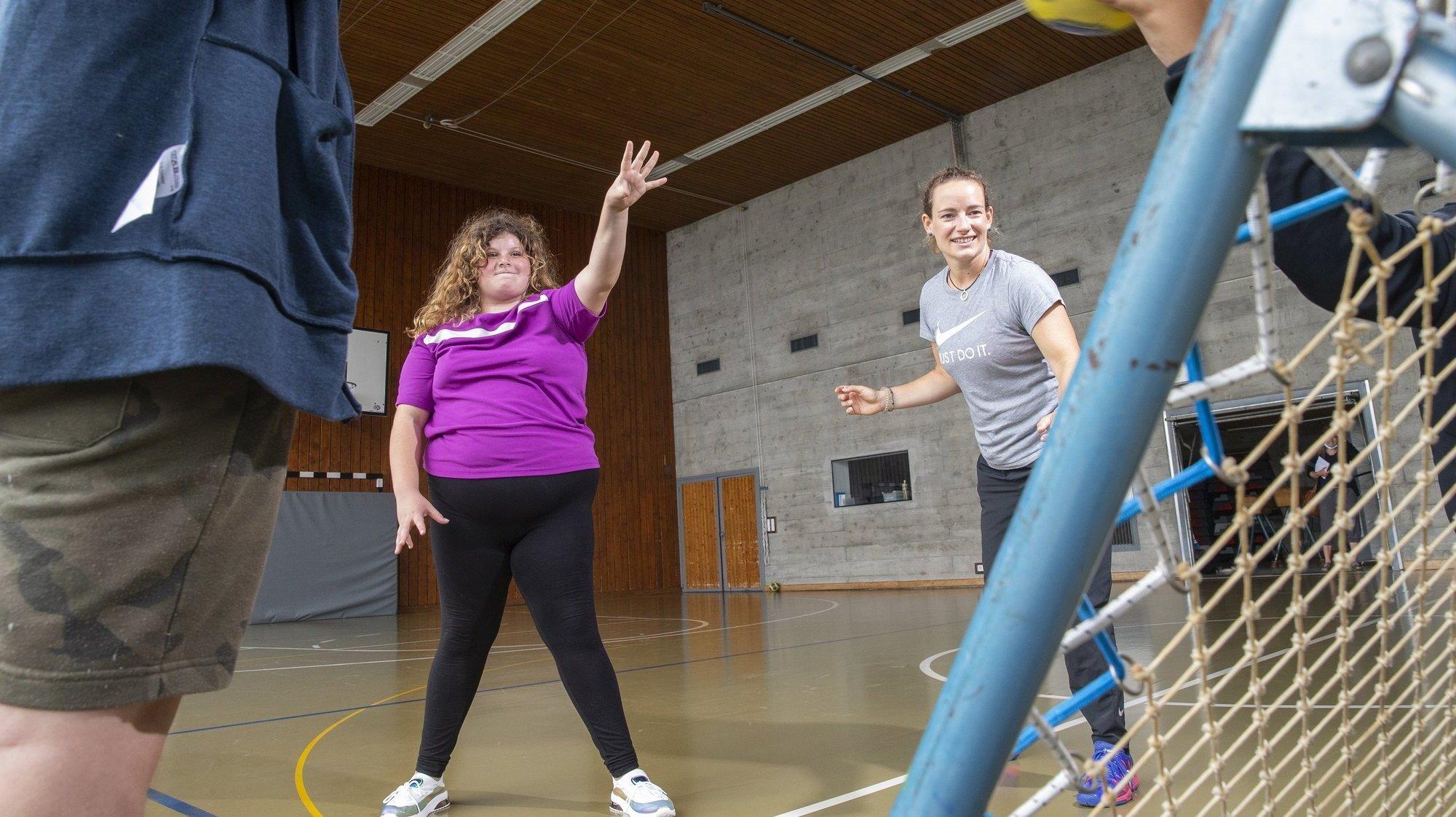 Des jeunes Neuchâtelois luttent contre l'obésité, coachés par la Croix-Rouge