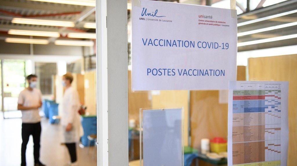 Coronavirus: vaccination sans rendez-vous pour les étudiants de l'Unil et de l'EPFL