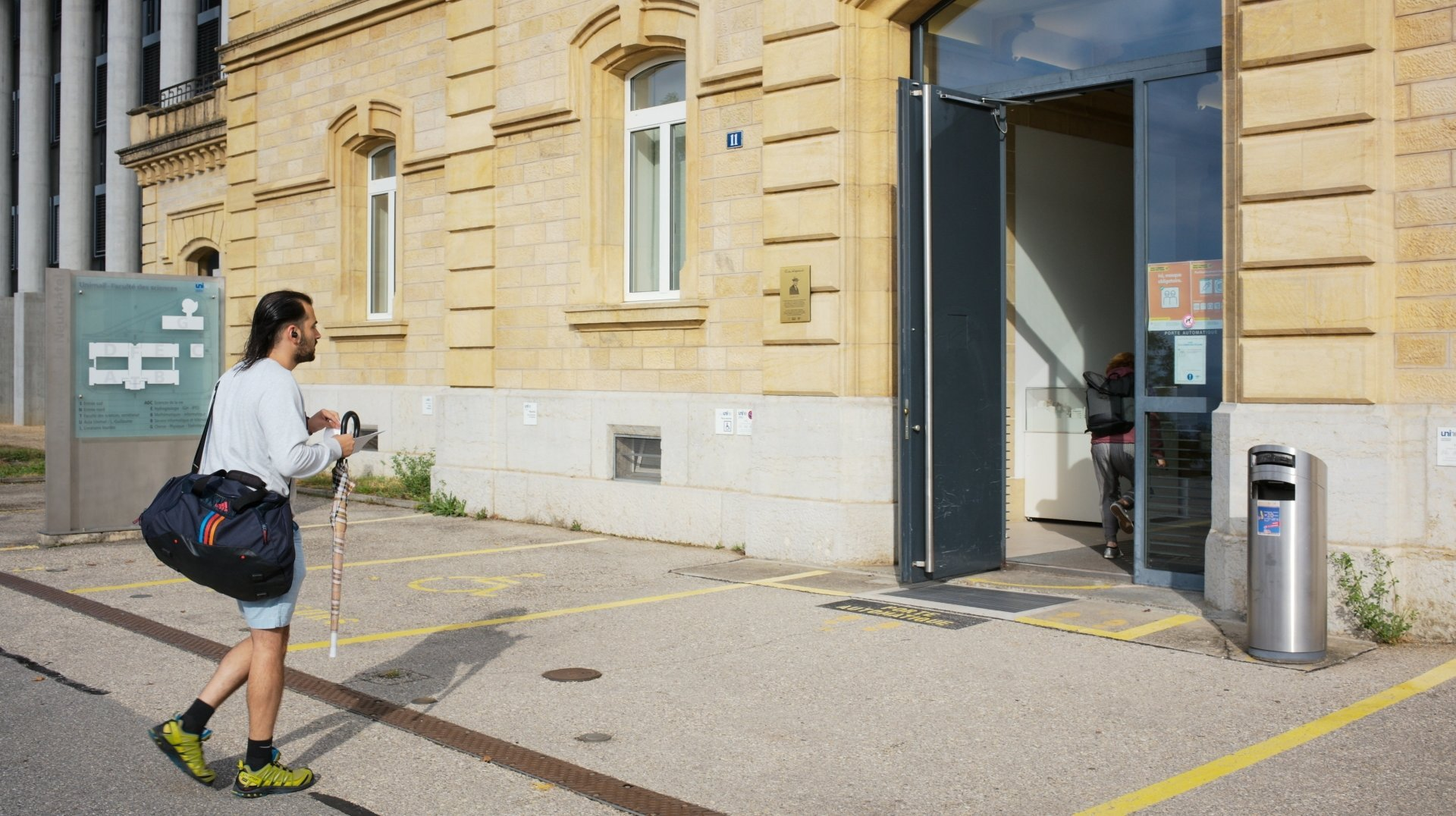 Université de Neuchâtel: 100% des cours seront accessibles