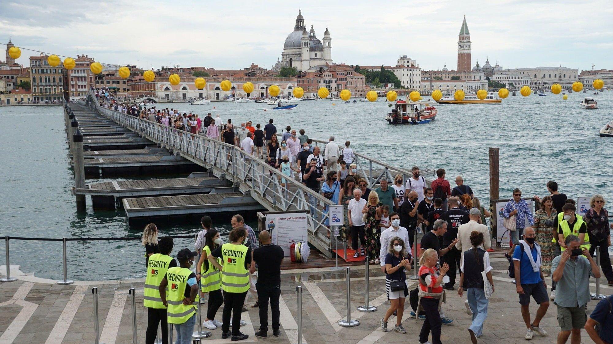Voir Venise mais payer avant