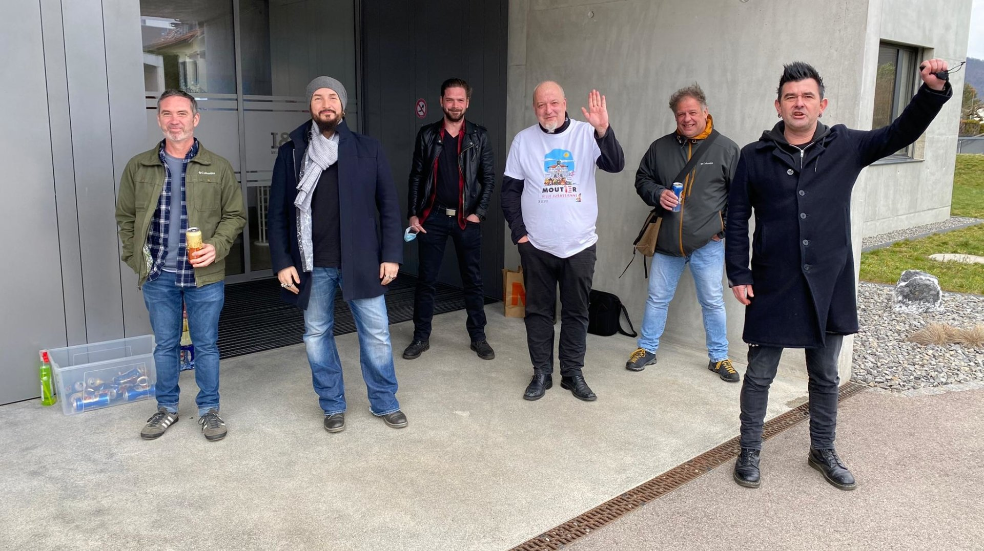 Le Noirmont: la crème des chanteurs jurassiens pour un cri d'amour au Jura