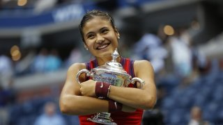 Tennis: à 18 ans, Emma Raducanu remporte l'US Open