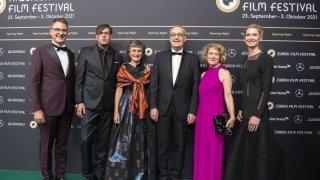 Cinéma: ouverture du 17e Zurich Film Festival en présence de Guy Parmelin