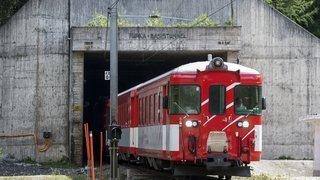 Un projet de train sous le Grimsel