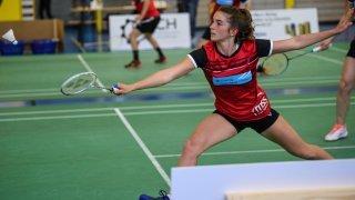 «Je suis capable de jouer au niveau des élites», soutient Lucie Amiguet