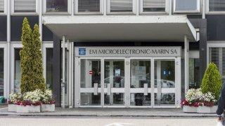 Marin: des commandes jusqu'en 2023 pour EM Microelectronic