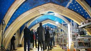 Neuchâtel: une dernière fermeture complète pour la collégiale avec sa réouverture