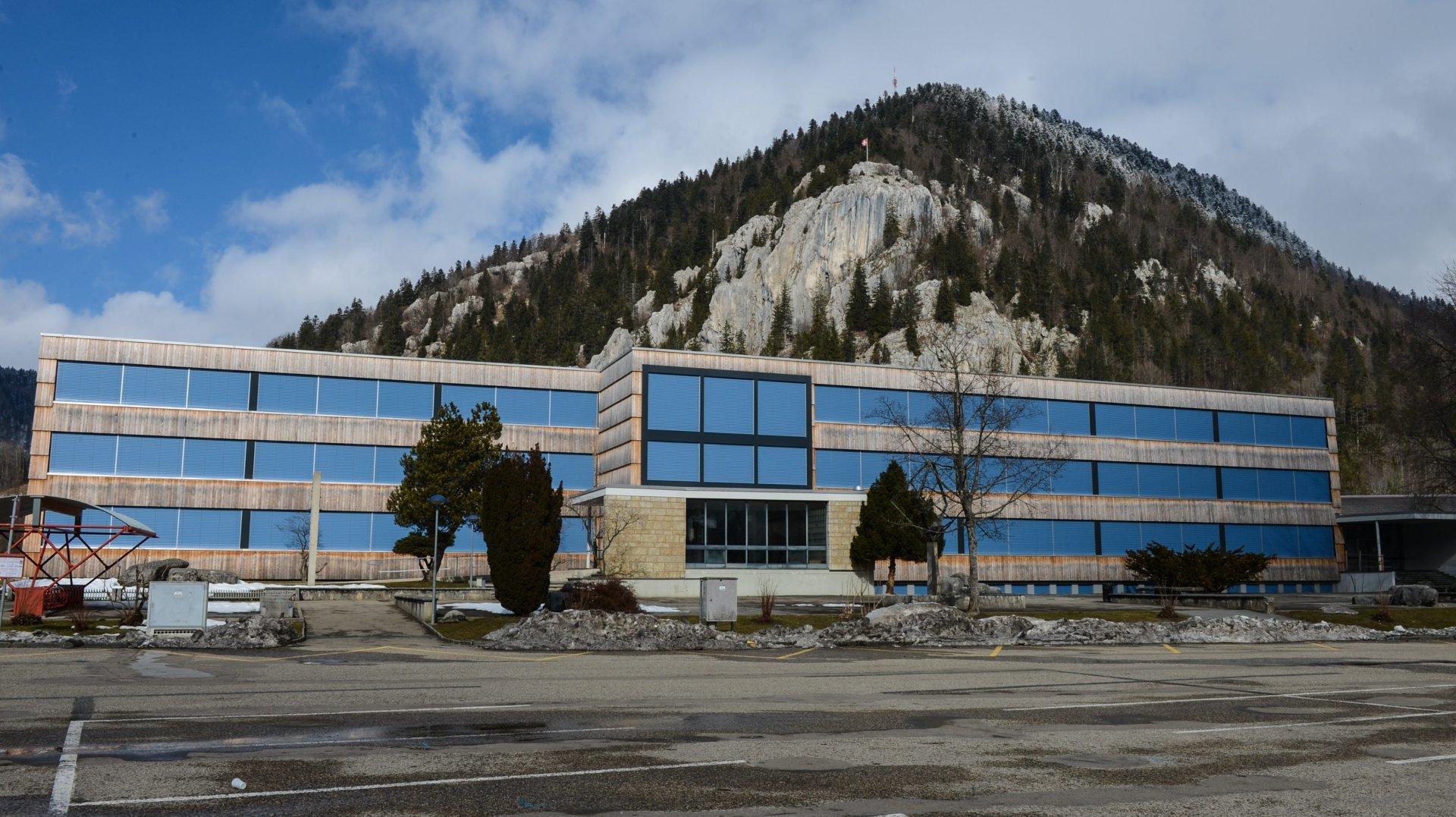 Ecoles à Val-de-Travers: un pari d'avenir à 13,2millions de francs