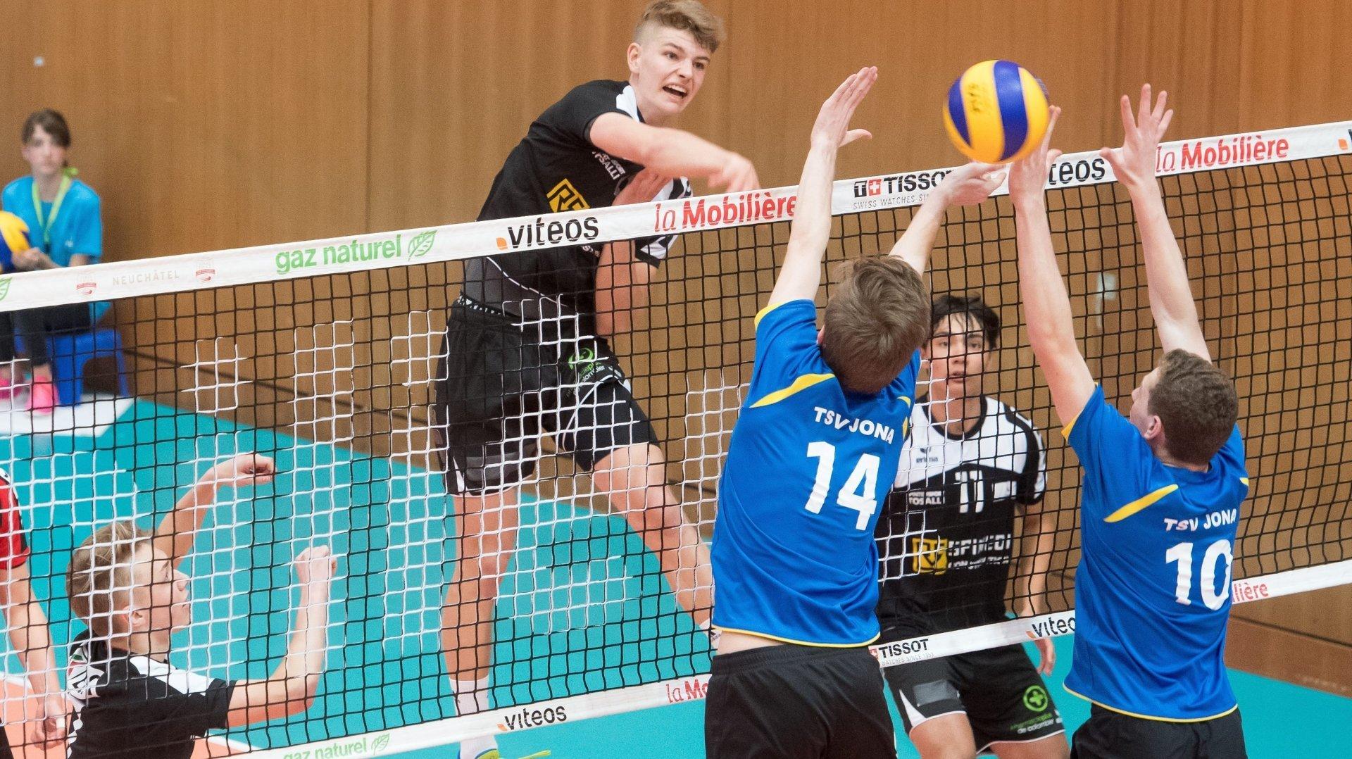 Volleyball: un jeune Neuchâtelois signe en ligue nationale A avec le LUC