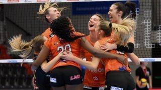 Volleyball: Mladost Zagreb fait un pas en direction du NUC