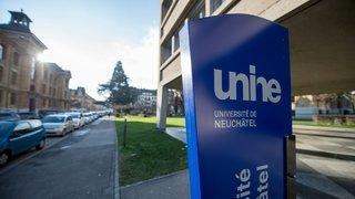Selon un rapport du WWF, l'université de Neuchâtel est un élève moyen en termes de durabilité