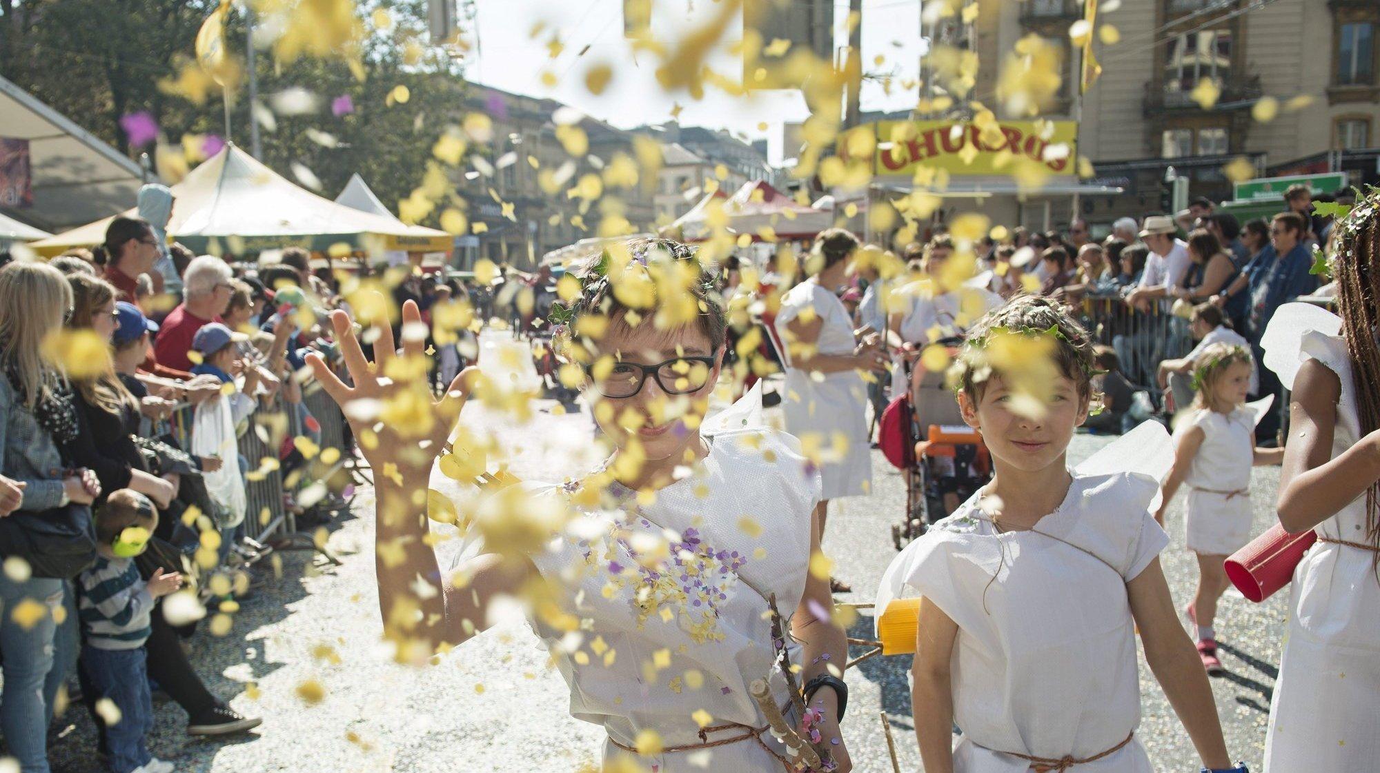Neuchâtel: on fait quoi pour la Fête des vendanges?