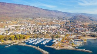 Saint-Blaise accepte de lancer le processus de fusion avec Hauterive, Enges et La Tène