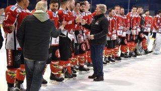 Hockey sur glace: les joueurs de deuxième ligue vaccinés contre… l'ennui