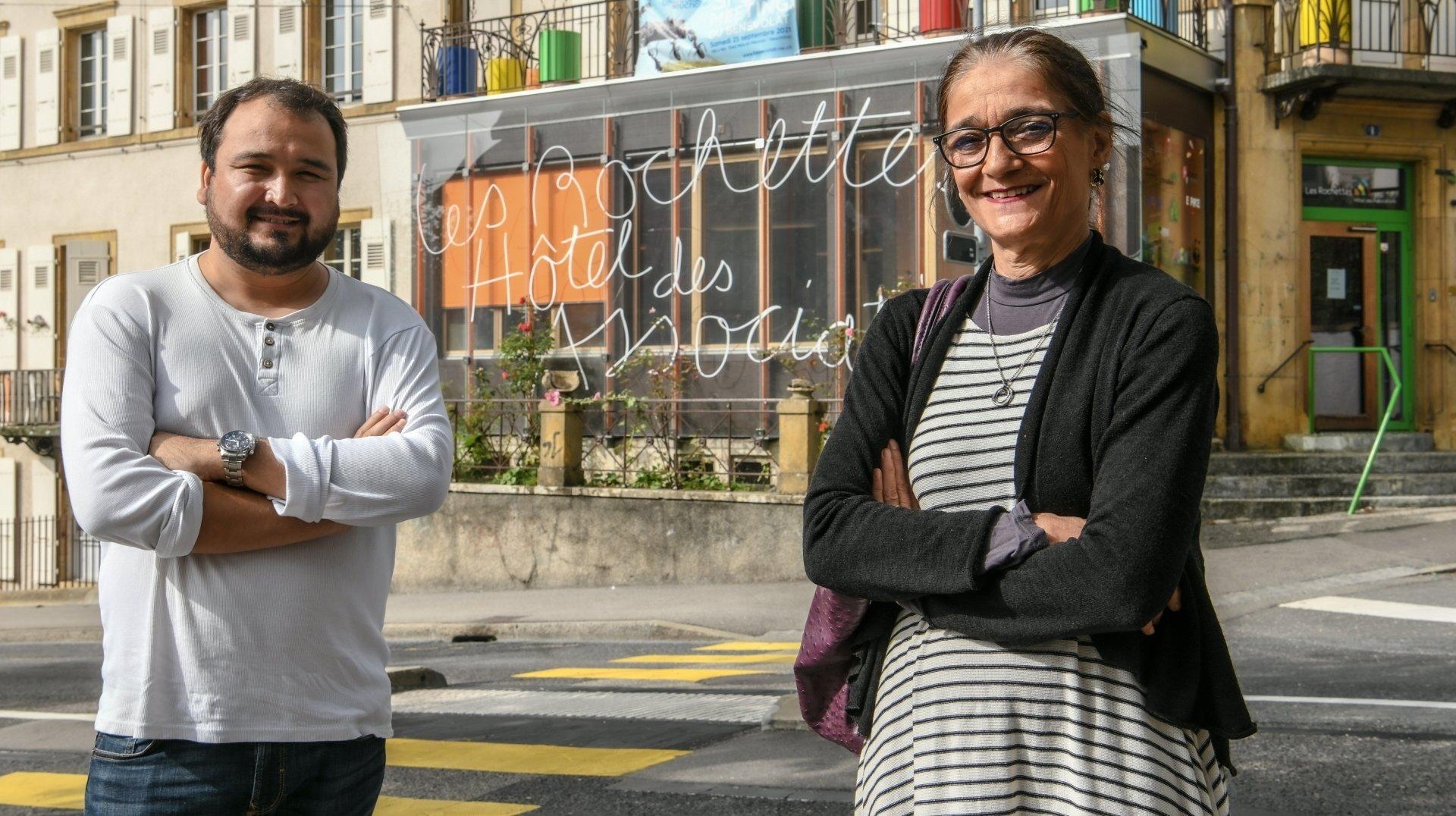 Neuchâtel: ils ont reconstruit leur vie grâce au bénévolat