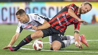 Coupe Suisse: Xamax s'incline cruellement face à Lugano