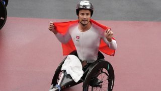 Jeux paralympiques 2021: un 4e titre pour Hug, une 5e médaille pour Schär