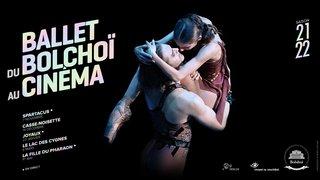 Ballet du Bolchoï : Spartacus