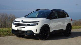 Auto: Citroën C5 Aircross Hybrid, un virage énergétique brillamment négocié