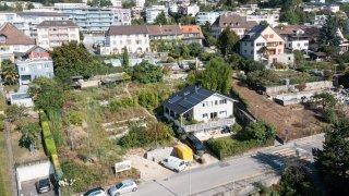 Ville de Neuchâtel: une oasis en voie de disparition