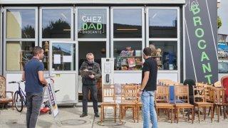 Chez DAD, à Boudevilliers: «La seconde main est un marché en plein boom»