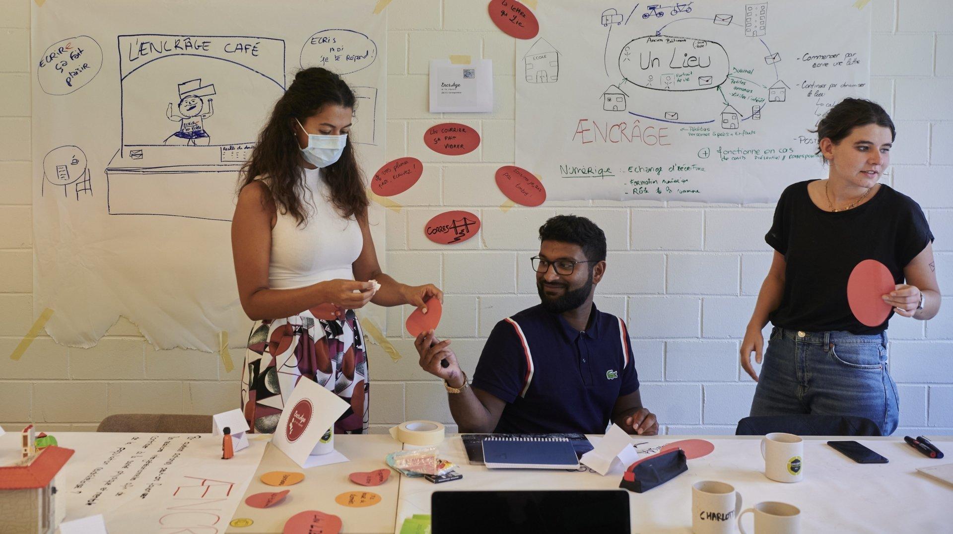 Innovation: à Neuchâtel, le Challenge Microcité met trois écoles d'accord