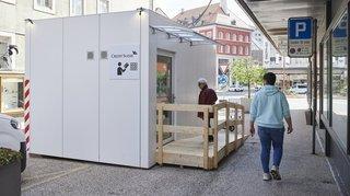 Boulette? Appels du pied? Credit Suisse rouvre un bureau à La Chaux-de-Fonds