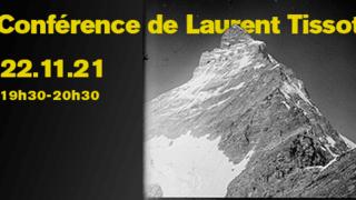 Conférence de Laurent Tissot