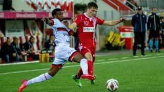 Football: Xamax commet «une erreur grave» face à Thoune